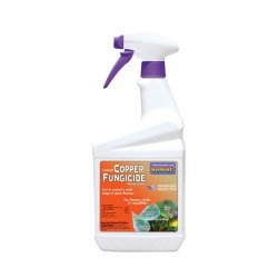 Bonide Copper Fungicide, Spray, 32 0z.