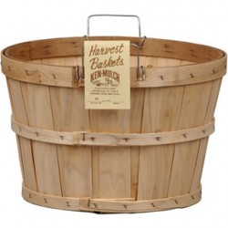 Basket, Bushel, Wood