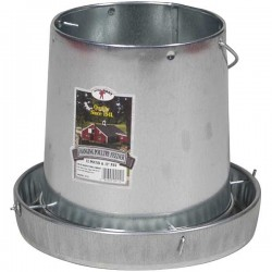 Poultry Feeder, Hanging, 12 lb.