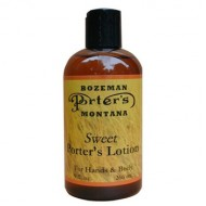 Porter's Sweet Lotion, 8.45 oz.